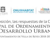 RESPUESTAS DE LA CONSULTA PÚBLICA DEL PLAN MUNICIPAL DE ORDENAMIENTO TERRITORIAL Y