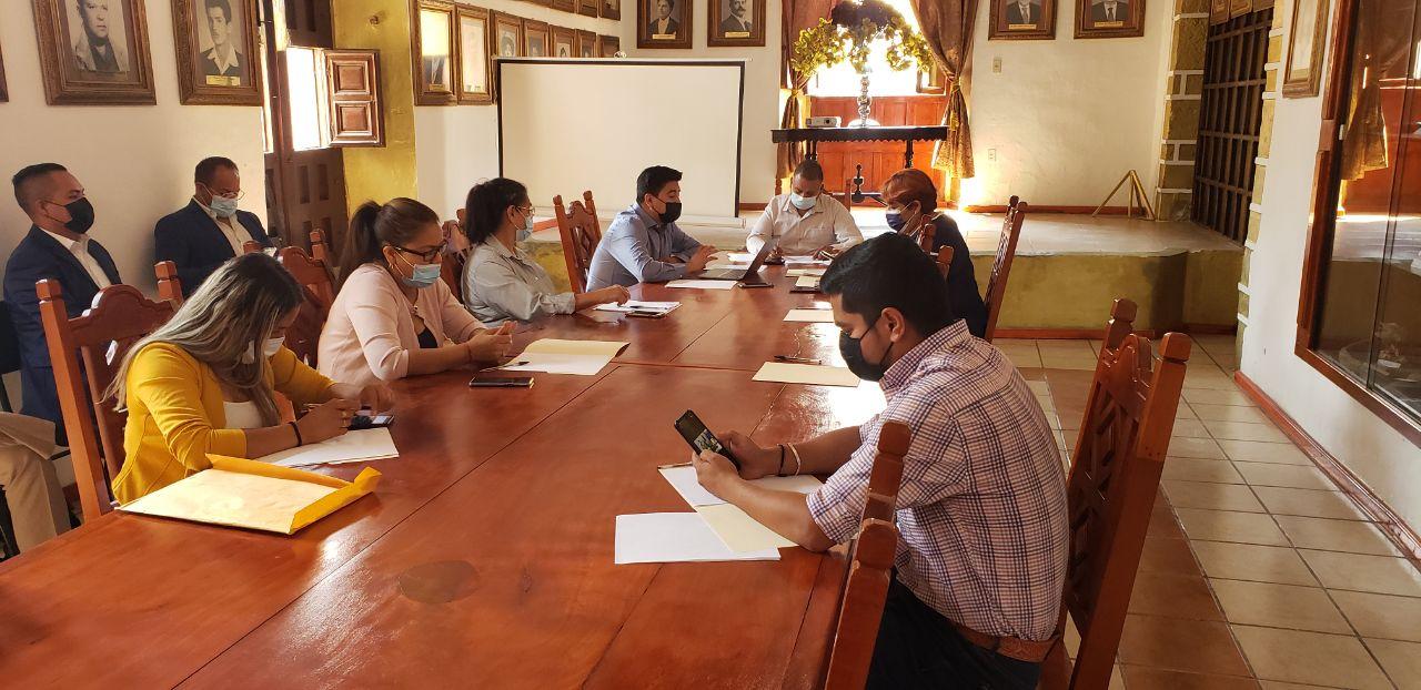 Aprueba cabildo de Villa de Reyes armonización de reglamentos de entrega-recepción