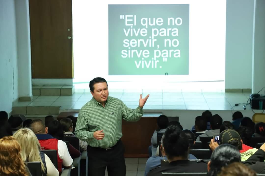Villa de Reyes promueve con capacitación el cuidado del patrimonio económico