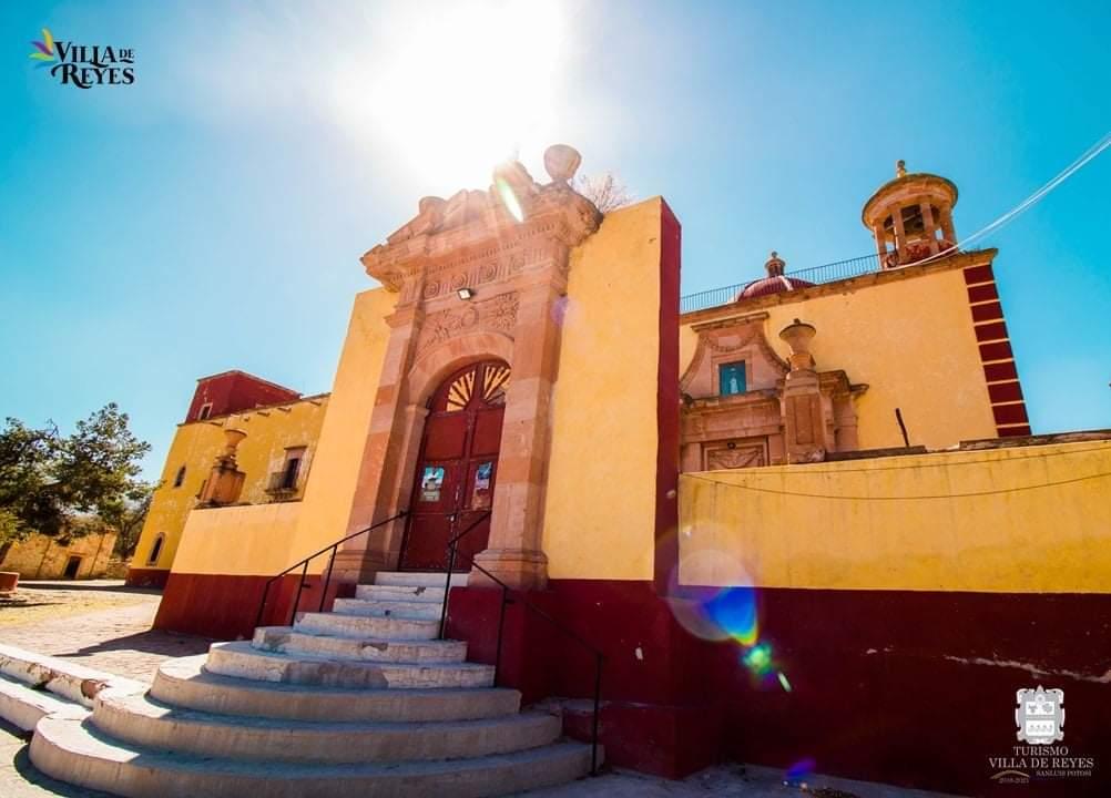 Villa de Reyes locación favorita para filmaciones nacionales