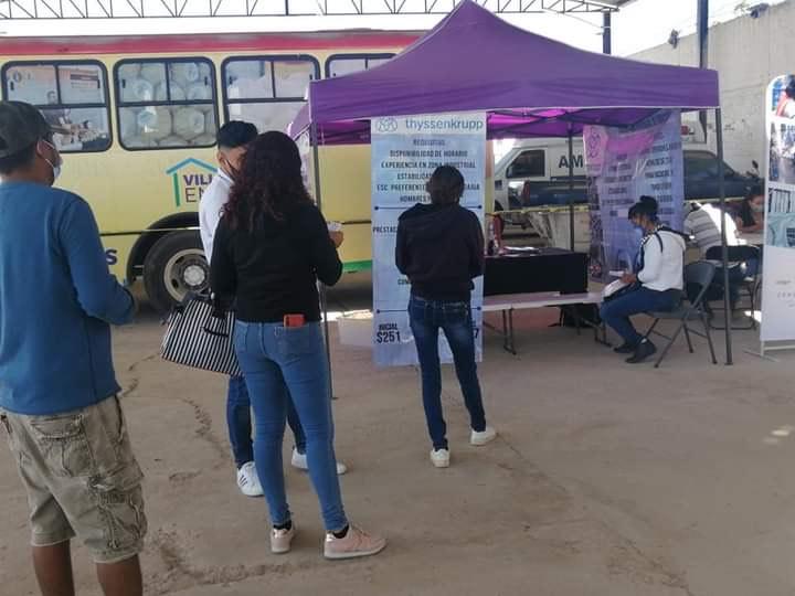Fomenta el Ayuntamiento de Villa de Reyes el empleo «inclusivo»